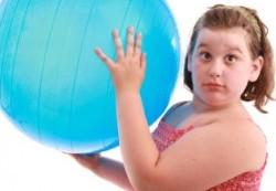 Ожирение с детства