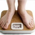 Если вес «стоит»