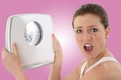Нормальная потеря веса