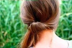 Волосы у дочки
